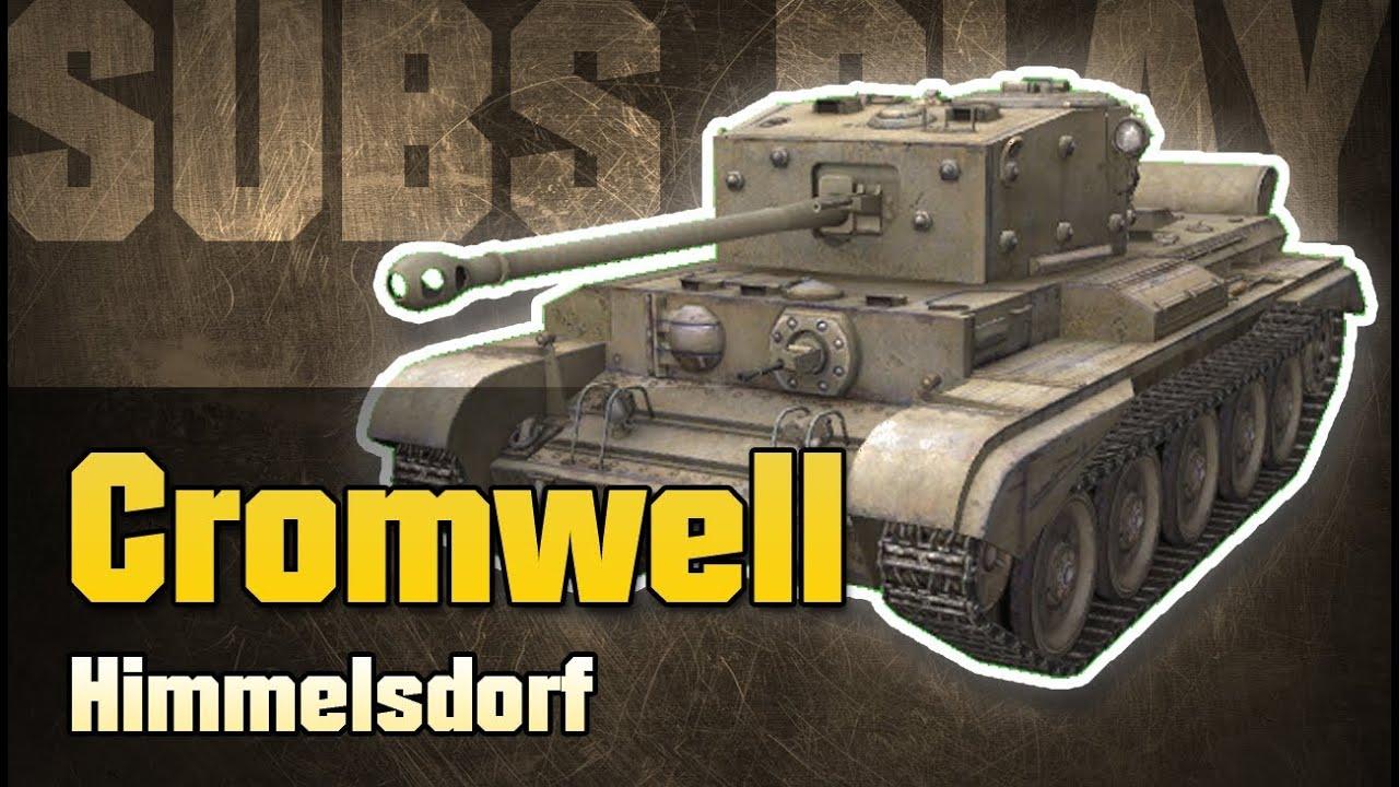 wot cromwell best gun