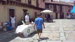 Mercado Ecológico en San Lorenzo 5/7/2014