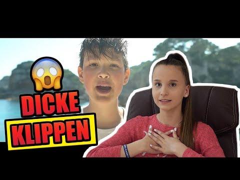Dicke Klippen , HeyMoritz Reaction - Celina