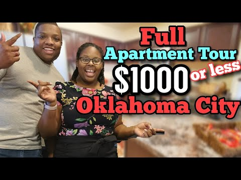 Apartment Tours | This is What $1000 Will Get You In Oklahoma City