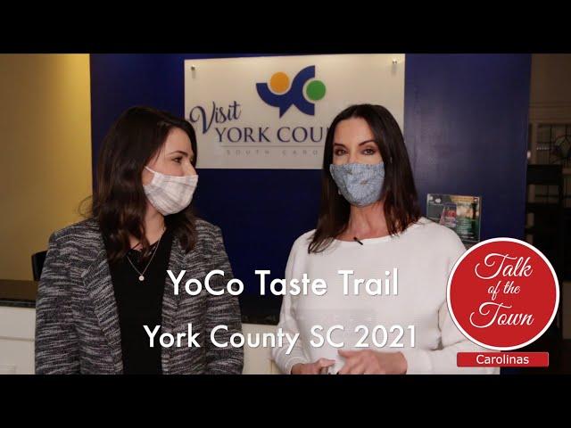 Visit York County's YoCo Taste Trail