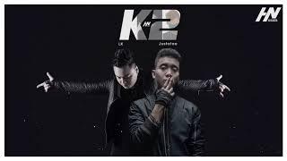 K part 2   LK & JusTaTee  RACE Remix 2017  Lyrics video