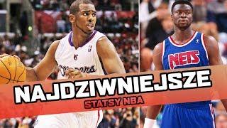 NAJDZIWNIEJSZE STATYSTYKI NBA #02: Najgorszy asystent EVER