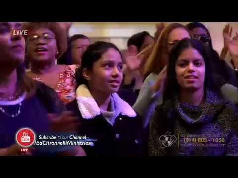 SOLUTION AND BREAKTHROUGH SUNDAY SERVICE WITH PROPHET ED CITRONNELLI 021620
