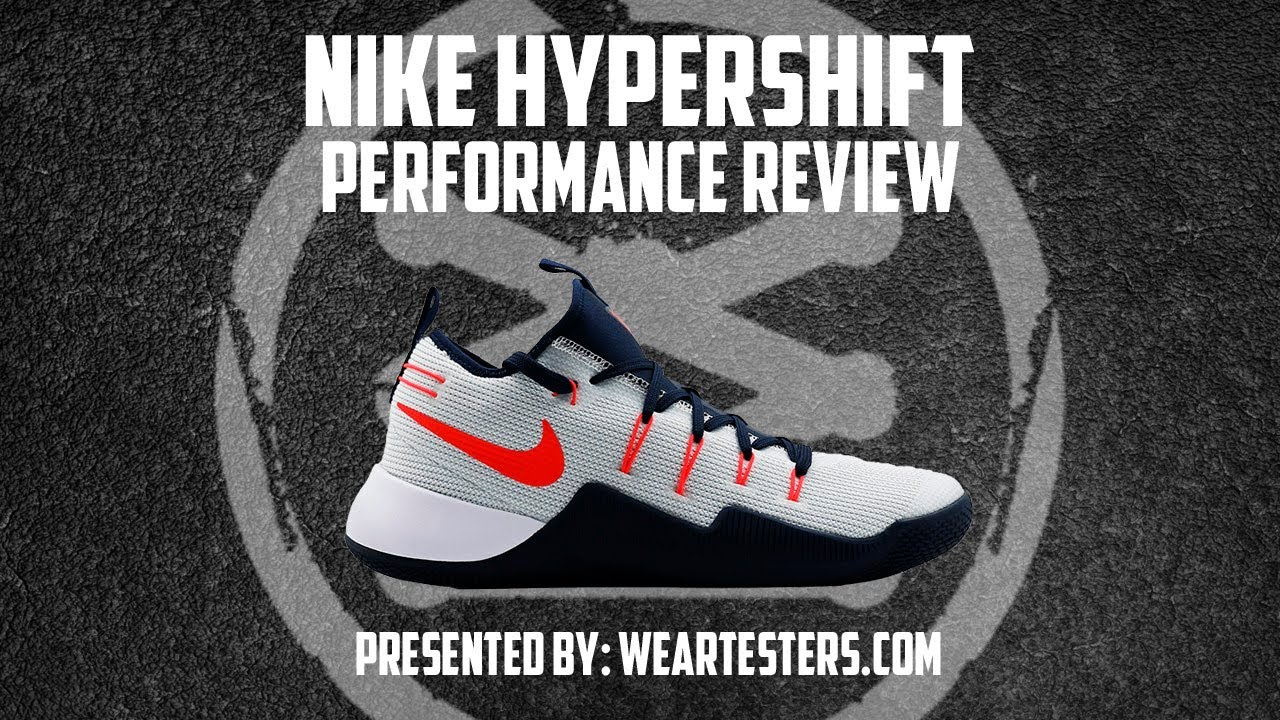 3a4f2e491a93 basketball shoes Nike Hypershift Performance Review - YouTube
