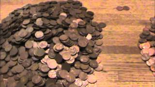 Finding Wheat Penny Hoards