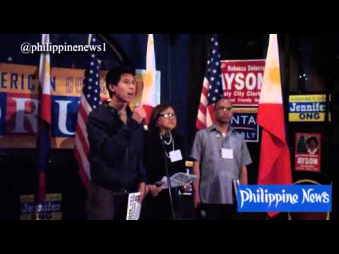 Election 2012 Filipino-American Candidates
