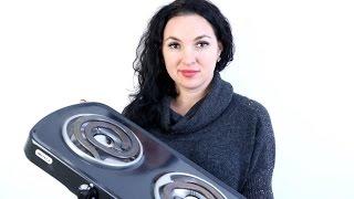 Духовка для дачи: настольные электрические двухкомфорочные плиты, фото и видео
