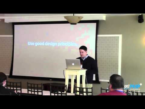Austin Morris -  Micro frameworks Make Awesome APIs (249)