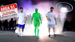 THE SECRETS BEHIND STORMING AREA 51