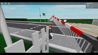 roblox new uk level crossing