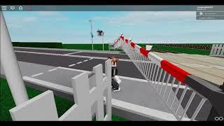 roblox neuer uk Bahnübergang