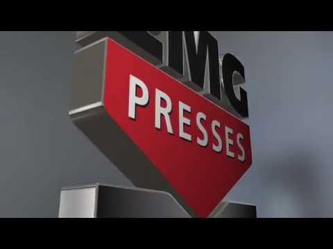 EMG PRESENTATION DES PRESSES ET DE LA SOCIETE