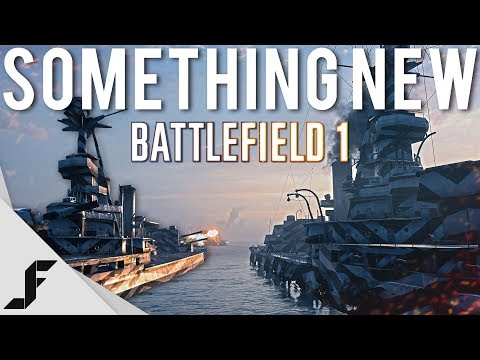 SOMETHING NEW - Battlefield 1