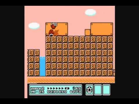 Retro Gaming Corner - Super Mario Bros. 3 (Part One)