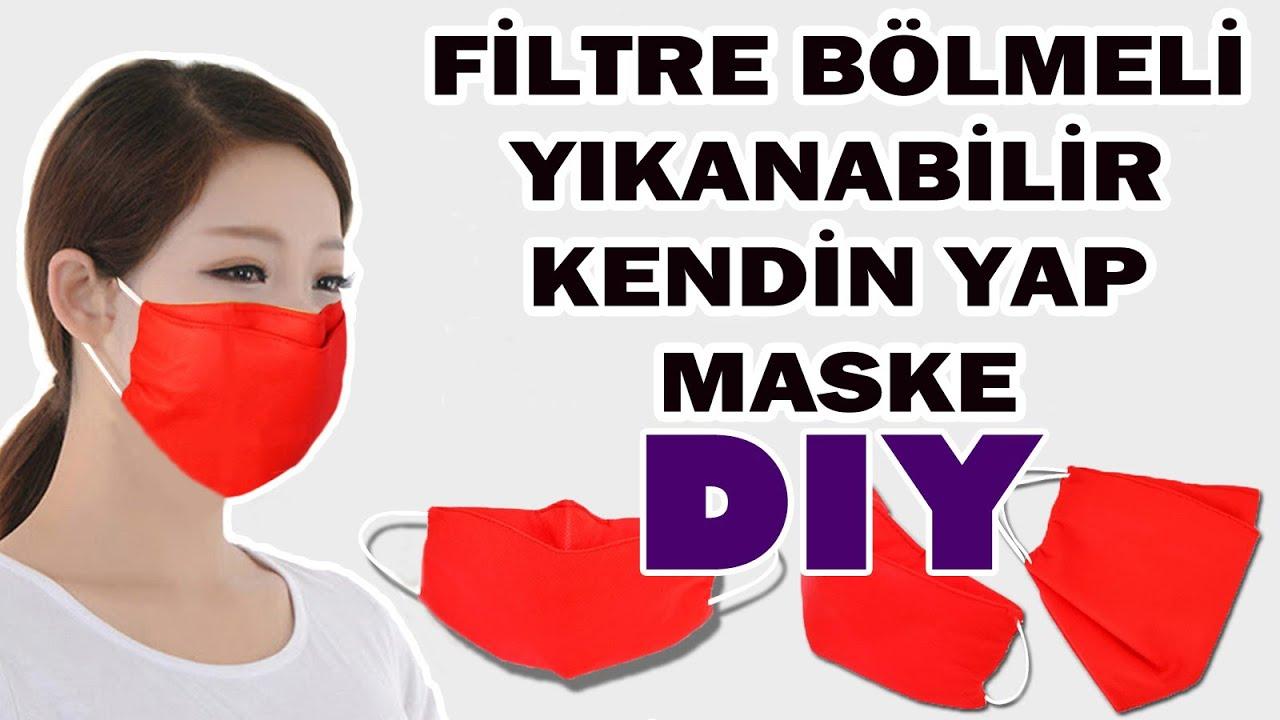 virus maske
