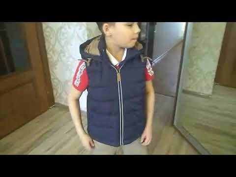 Покупки онлайн. Одежда для мальчиков.