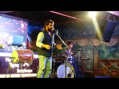 "Gulabi Aankhei Live By Amit Vishal ""Raas Band"""