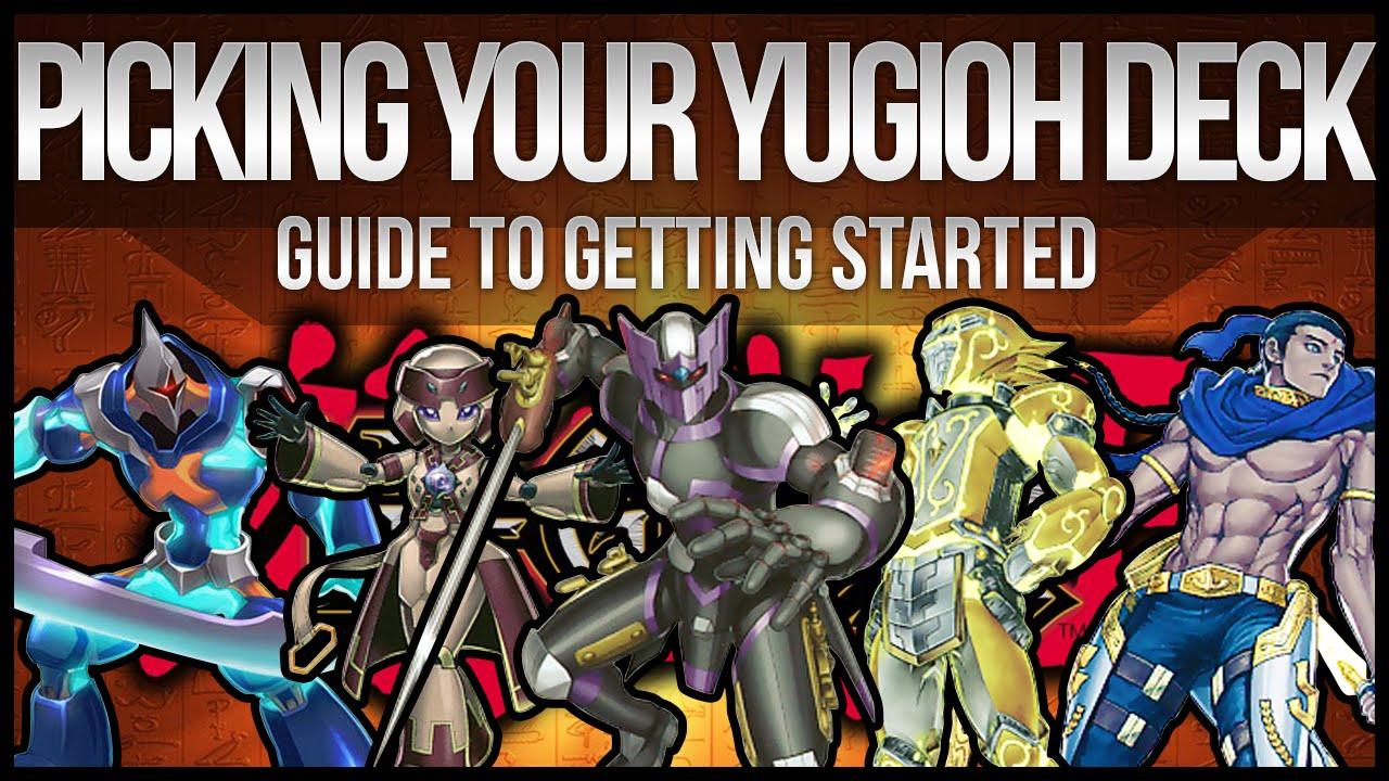 What Yu Gi Oh Deck Should You Build Beginner S Guide To Choosing
