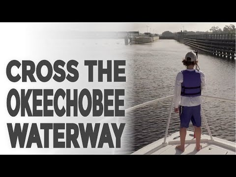 Join Us As Team Shurhold Crosses The State Of Florida Traveling Along The Okeechobee Waterway!