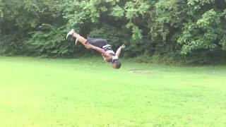 Ninja Turtle Backflip