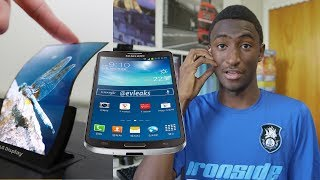 Curved Display Smartphones: Explained!