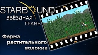 Starbound #10 Ферма растительного волокна