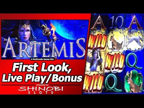 Artemis slots