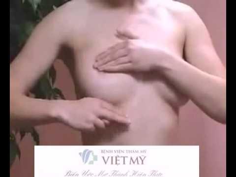 Bệnh Viên thẩm mỹ việt mỹ - Hướng dẫn cách massage ngực đẹp tự nhiên
