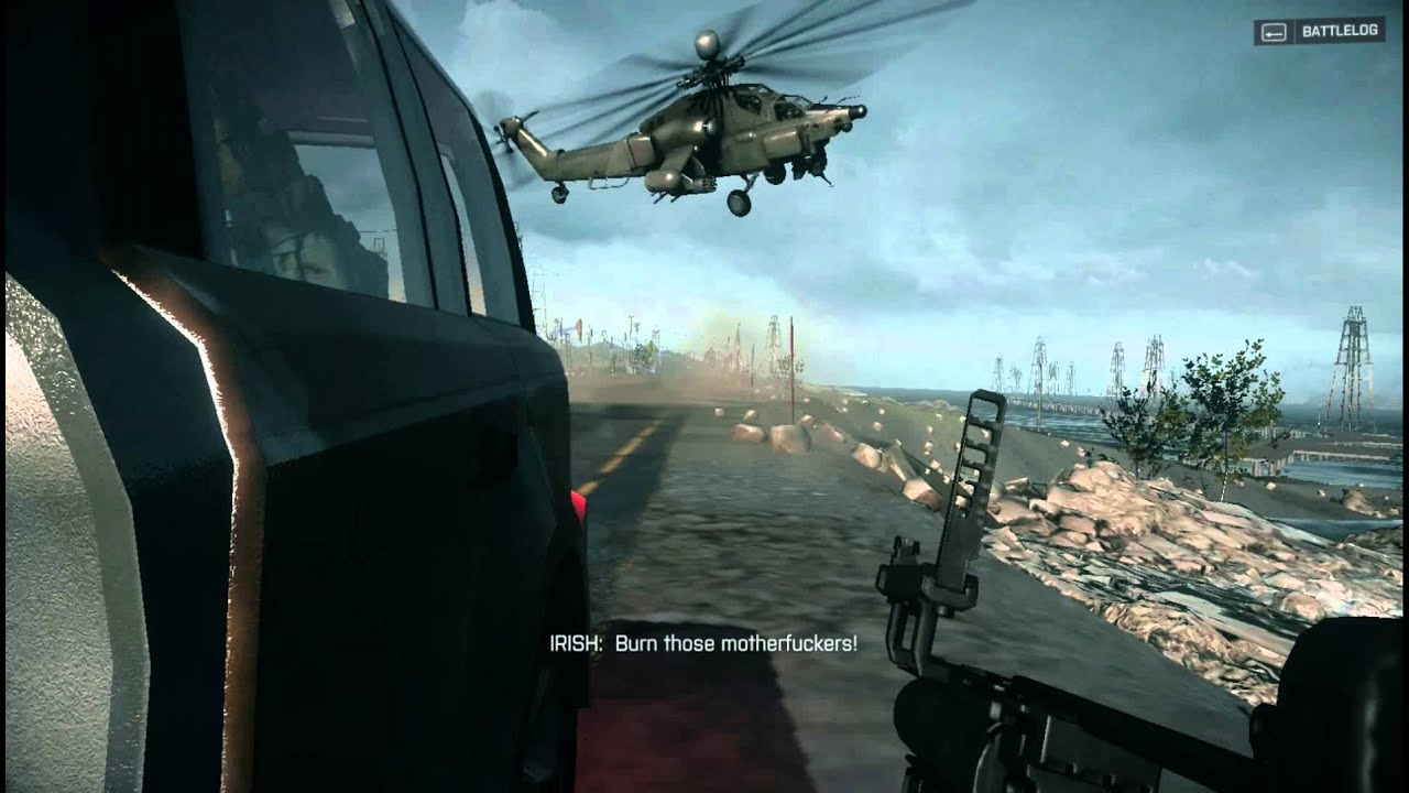 Download Battlefield 4 game play reach the  secondary extraction