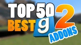 TOP 50 GMOD ADDONS #2