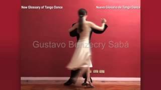 Nuevo Glosario de Tango Danza  - Book Trailer