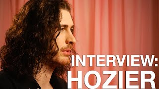 Backstage Interview: Hozier