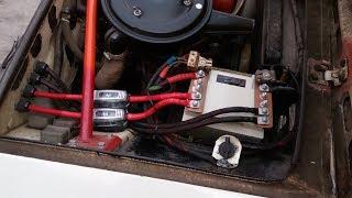 Громкая классика Ч.2 Прокладка силового кабеля
