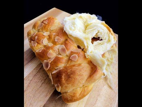 Bánh mì hoa cúc (phiên bản siêu nhanh, siêu dễ làm)