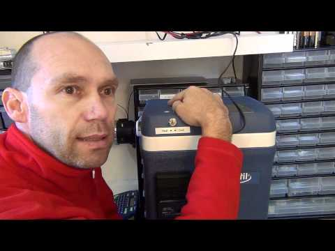 T4D #7 - Solar Powered heating / cooling calibration oven...aircon...