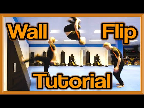 Wall Back Flip Tutorial | GNT How to