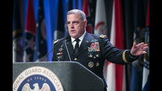 vuclip NGAUS 2018 - Gen. Mark A. Milley