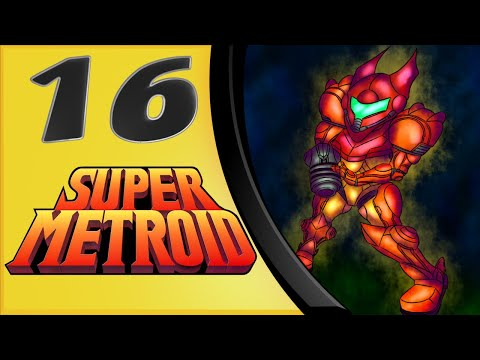 Super Metroid #16 🎮 Schocki...