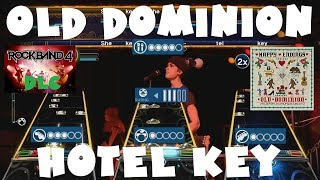 *NEW* Old Dominion - Hotel Key - Rock Band 4 DLC Expert Full Band (December 13th, 2018) Video