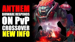 ANTHEM NEWS | Balancing, Crossovers, Seasonal Events, BioWare on PvP & a Movie!? | Giveaway
