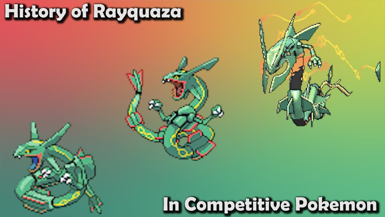 how good was rayquaza