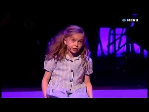 Matilda the Musical - Naughty at the Olivier Awards 2012