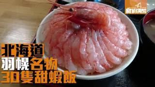 北海道|蝦蝦霸氣!30隻啖啖肉甜蝦丼|新假期旅遊|新假期 thumbnail