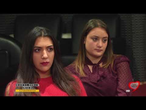 Ten Generation 2017-18 Giovaninmissione: Albania