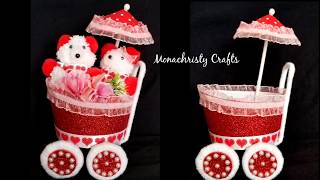 DIY Easy Cycle Craft | Valentine