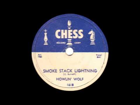 Smokestack Lightning - Instrumental blues Hubert Sumlin Howlin' Wolf