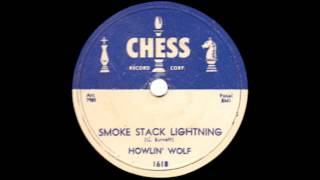 Smokestack Lightning - Instrumental blues Hubert Sumlin Howlin' Wolf