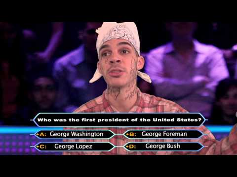 Thumbnail: CHOLO ON WHO WANTS TO BE A MILLIONAIRE