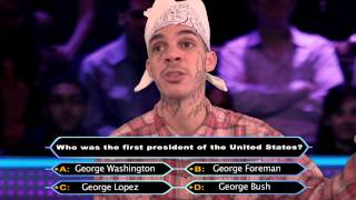 CHOLO ON WHO WANTS TO BE A MILLIONAIRE